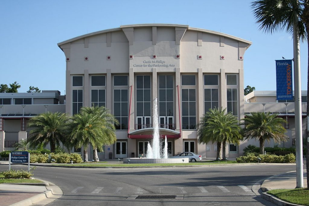 Curtis M Philips Centre for Performing Arts