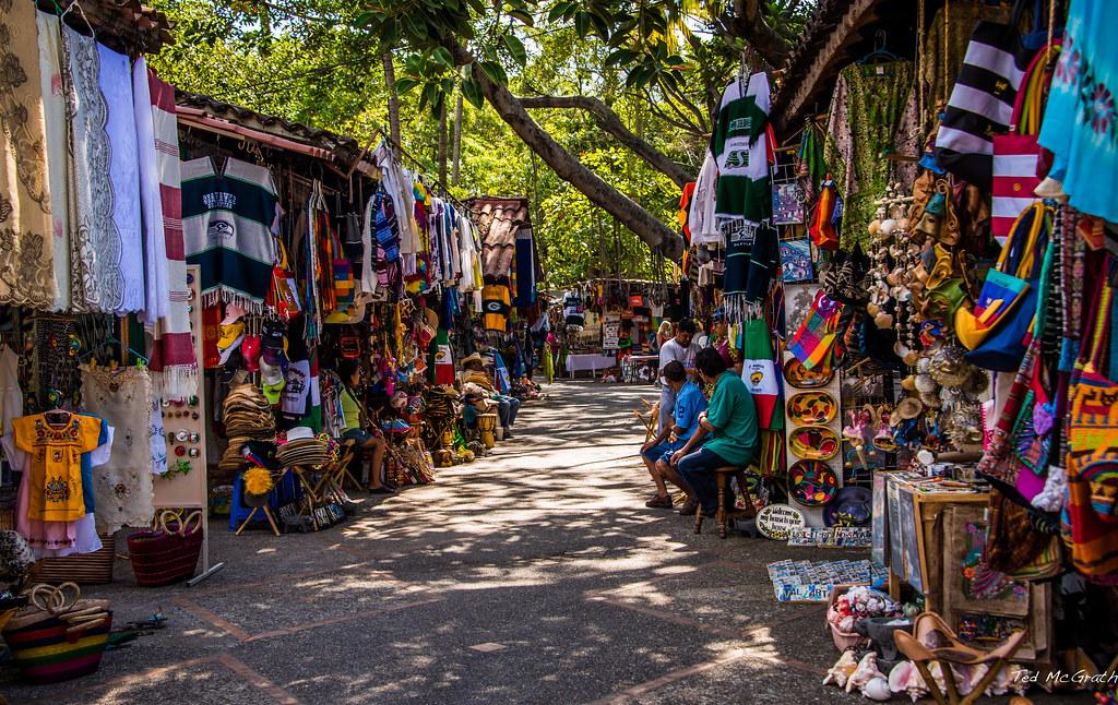 Rio Cuale Market Puerto Vallarta