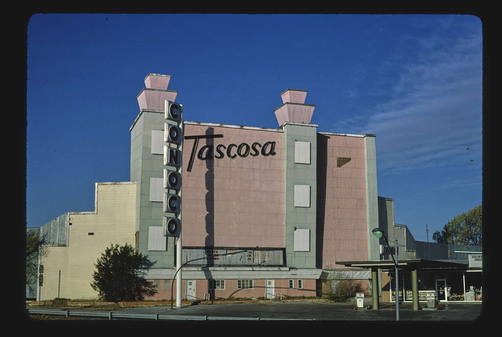 Tascosa Drive-In Theatre