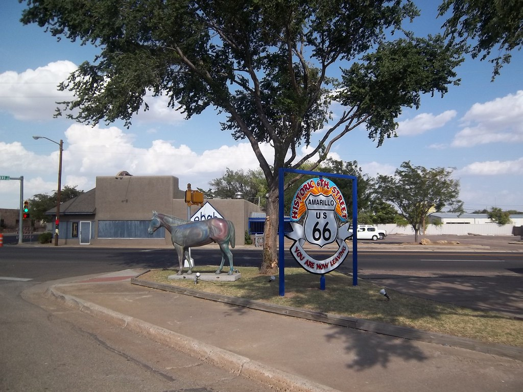 Route 66 Historic District