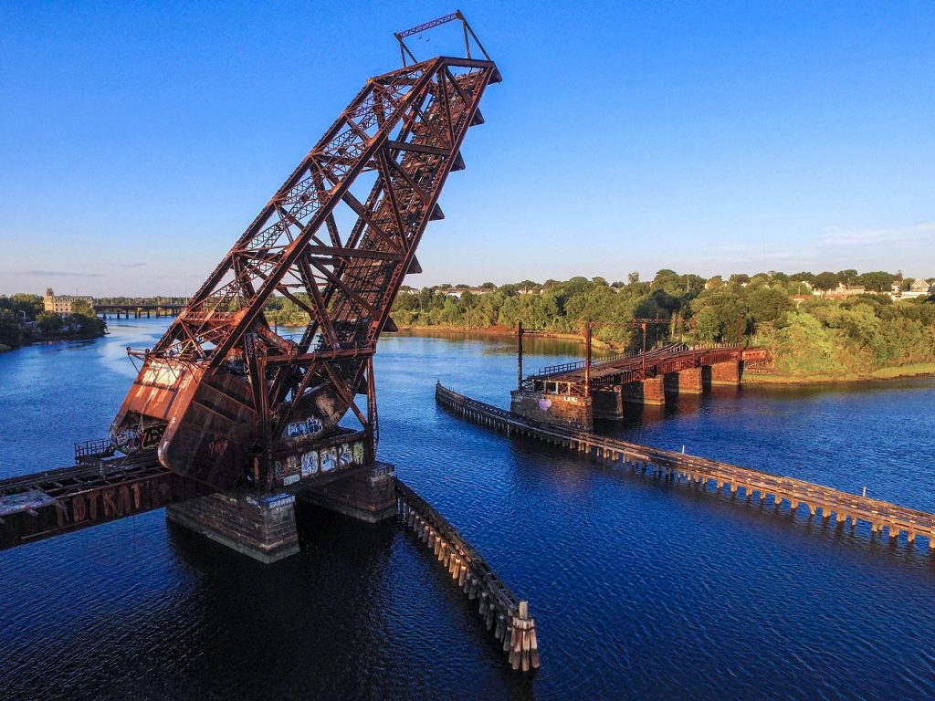 Crook Point Bascule Bridge