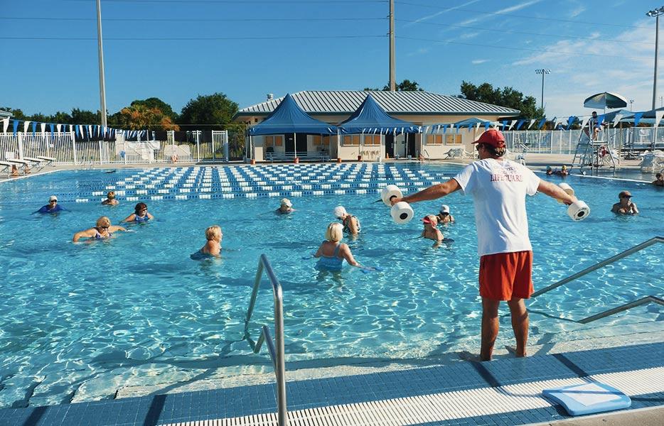 South County Regional Park Pool