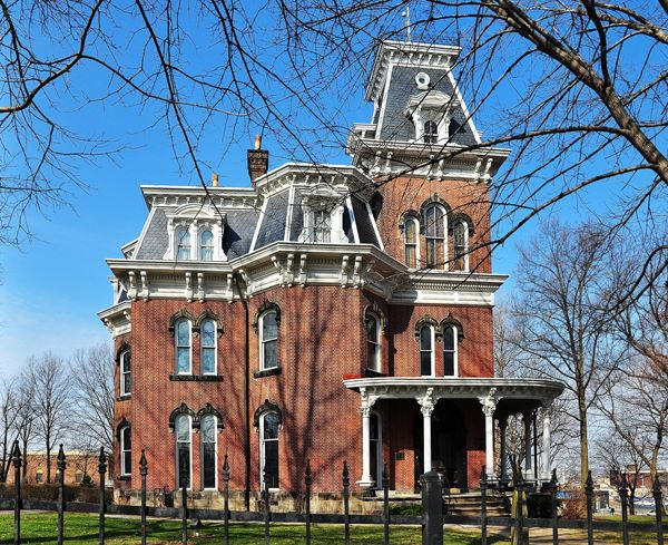 The Hower House