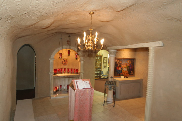 Bethlehem Cave and Nativity Museum