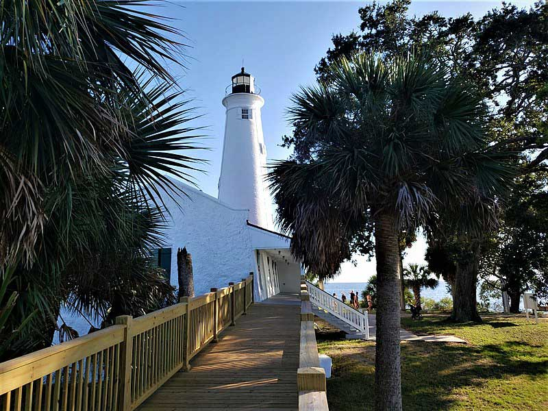 St. Marks Lighthouse