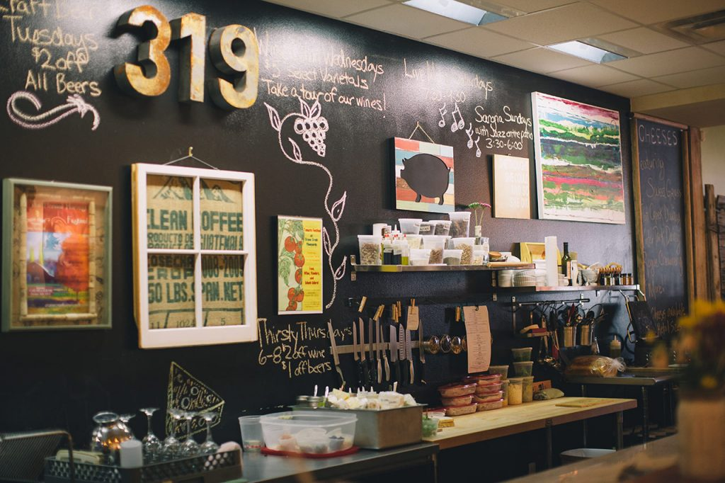 319 Wine and Cheese Shoppe