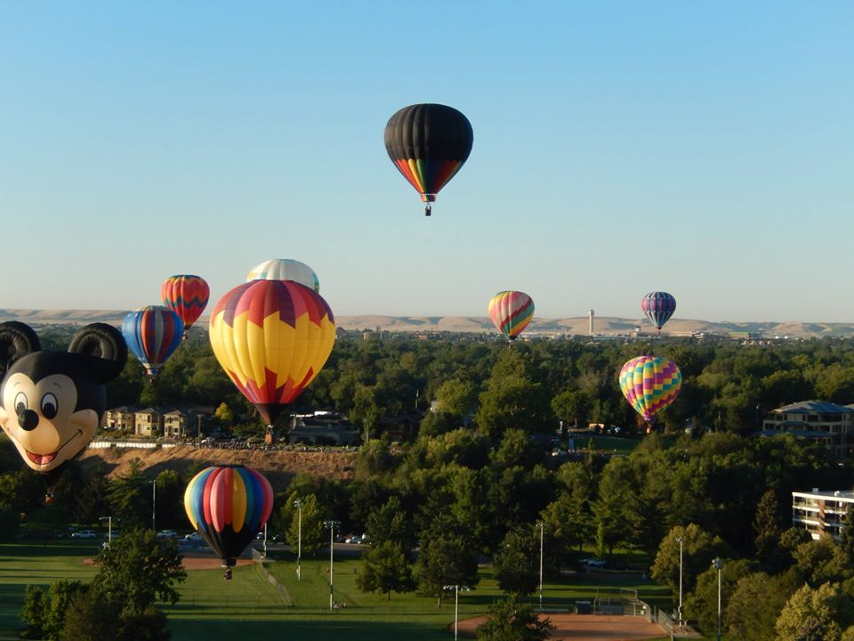 Balloon Flying Services of Oregon