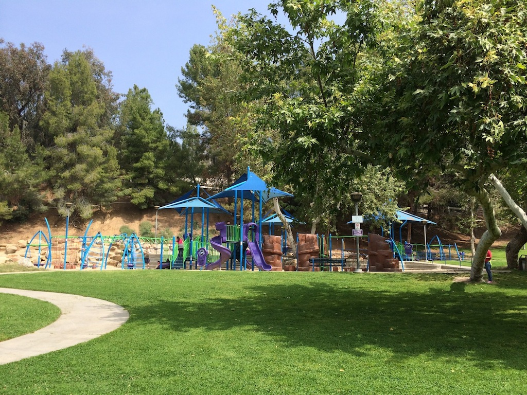 Brace Canyon Park