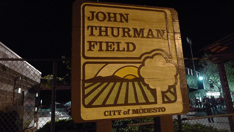 John Thurman Field