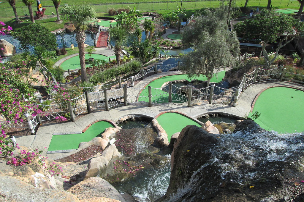 Private's Cove Adventure Golf