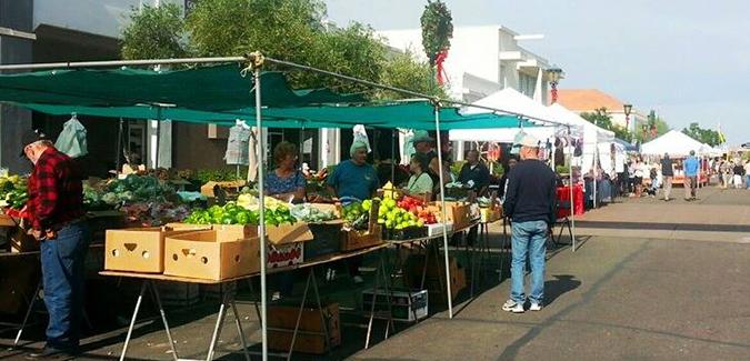 Farmer's Market Yuma