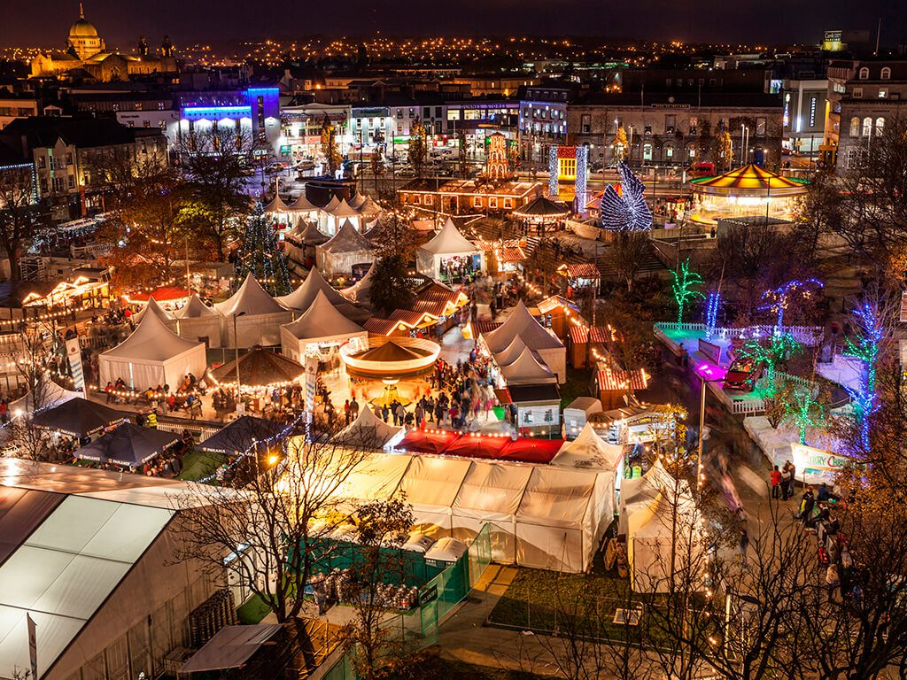 Galway City Christmas Market
