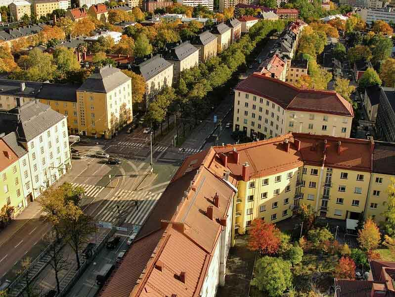 Vallila District