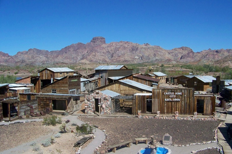 Castle Dome Mine Museum & Ghost Town