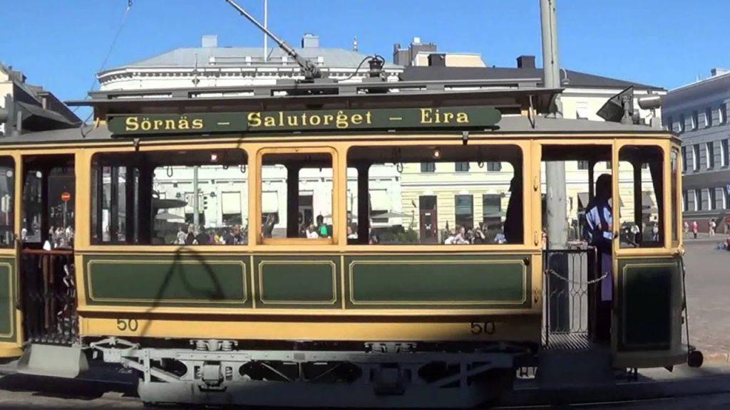 Vintage Tram Ride