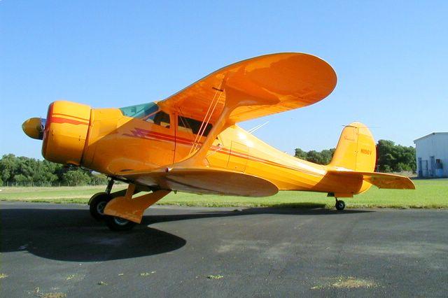 Hillier Air Museum