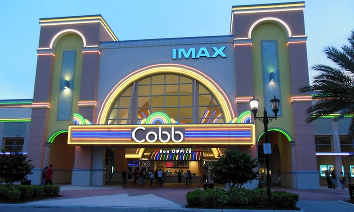 Cobb Lakeside 18 & IMAX