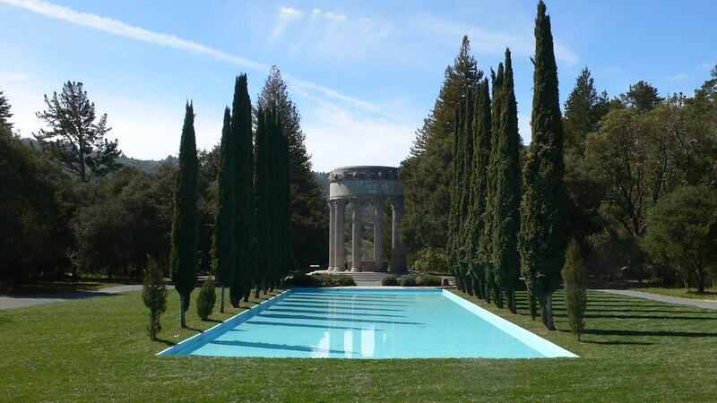 Pulgas Water Temple