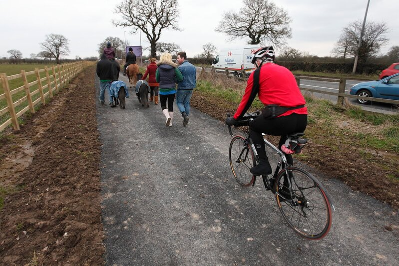 Crewe to Nantwich Greenway