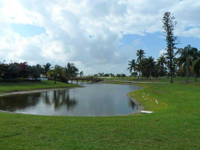 Greg Norman Signature Pines Course