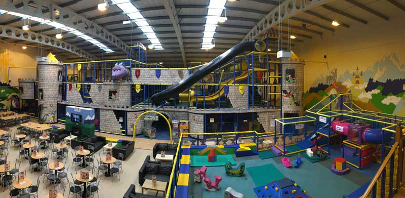 The Magical Castle Soft Play