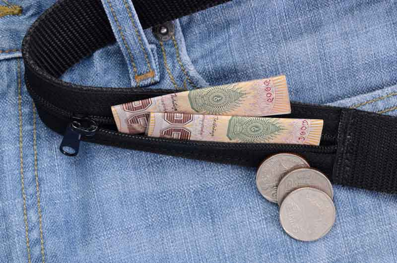 How to protect your money while traveling