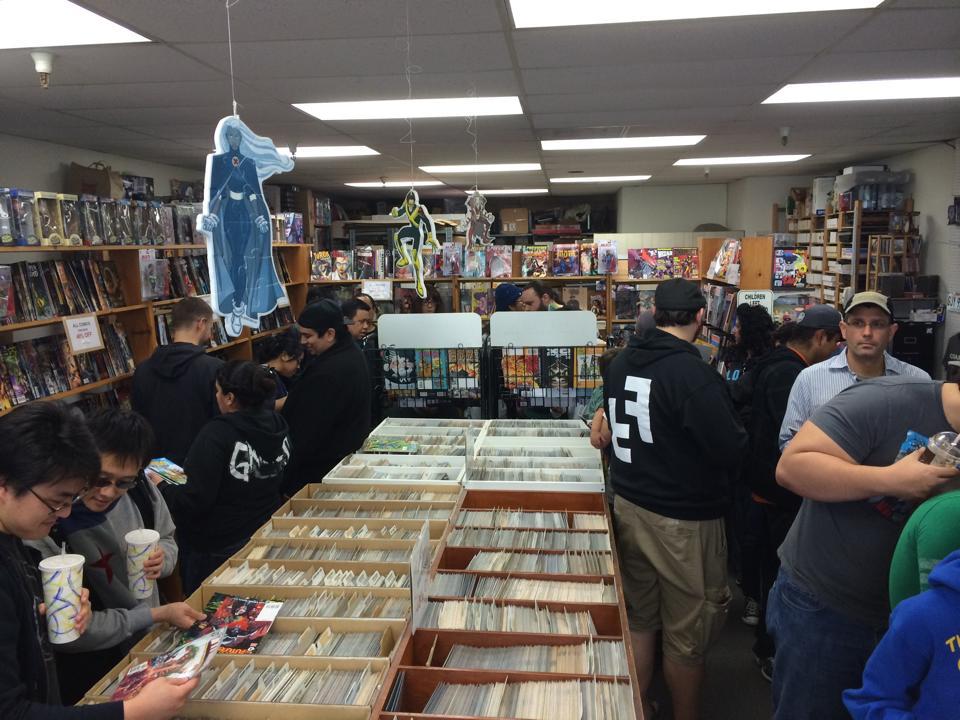 Coastside Comics