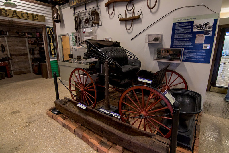 Fayetteville Area Transportation and Local History Museum