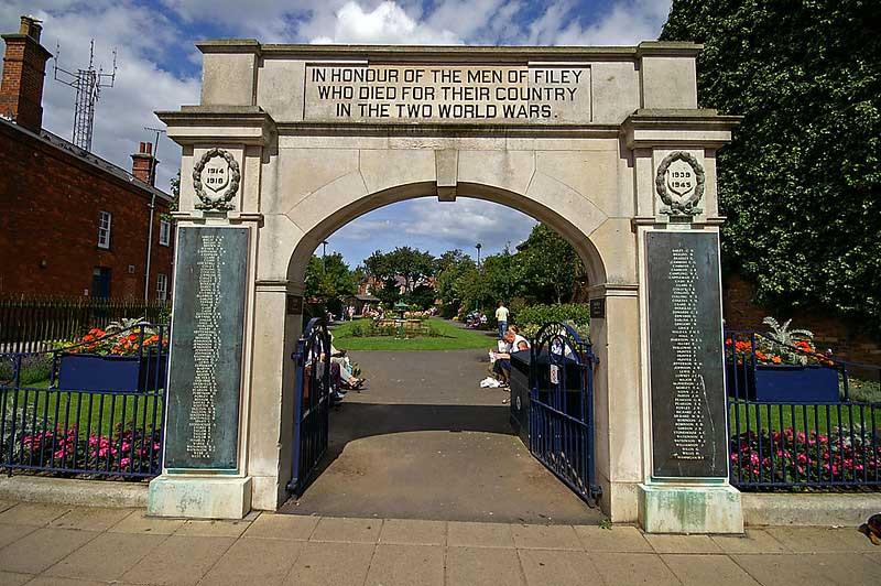 Filey War Memorial