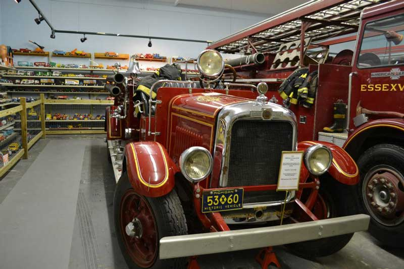 Antique Toy and Firehouse Museum