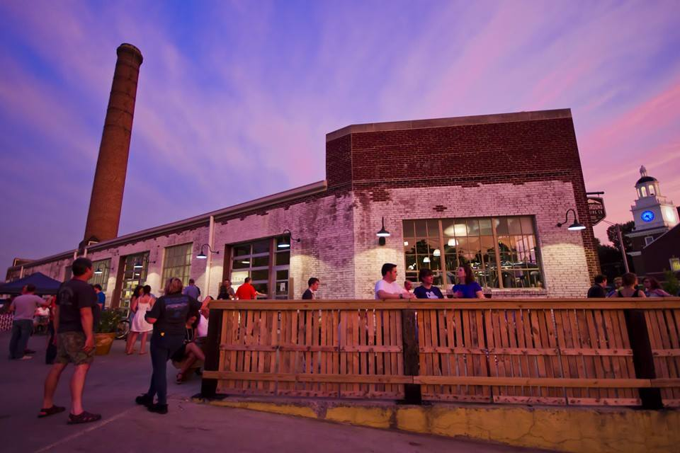 Dry Ground Brewing Company