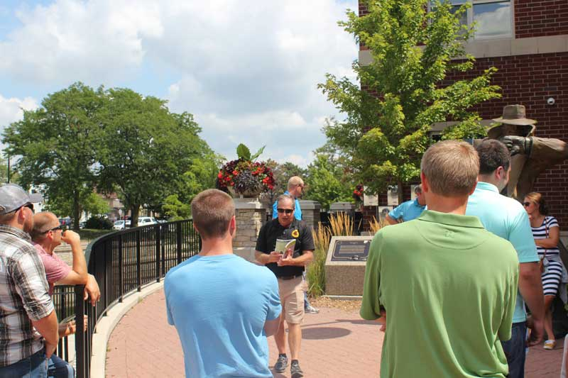 Naperville Bites and Sites Food Tours