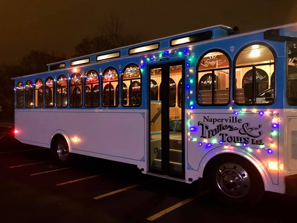 Naperville Trolley & Tours