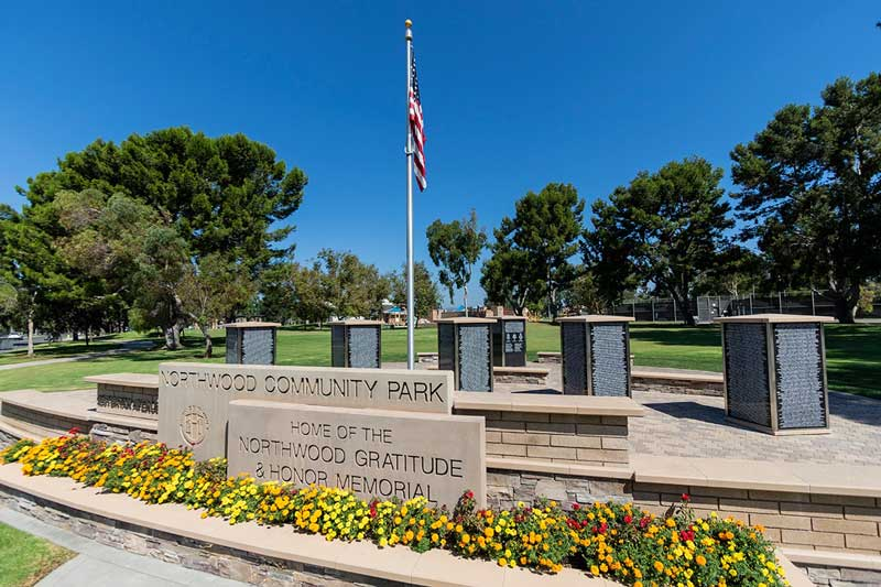 Northwood Gratitude and Honor Memorial