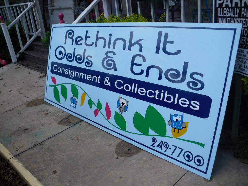Rethink It Odds & Ends Consignment and Collectibles Inc.