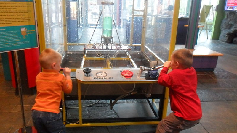 Science Works Hands-On Museum