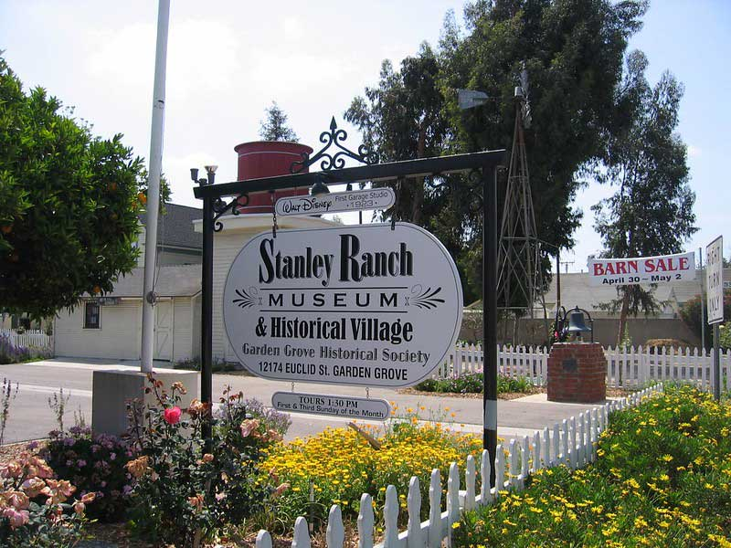 Stanley Ranch Museum and Historical Village