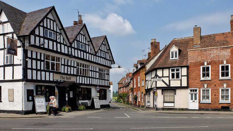 Tewkesbury: The Bell