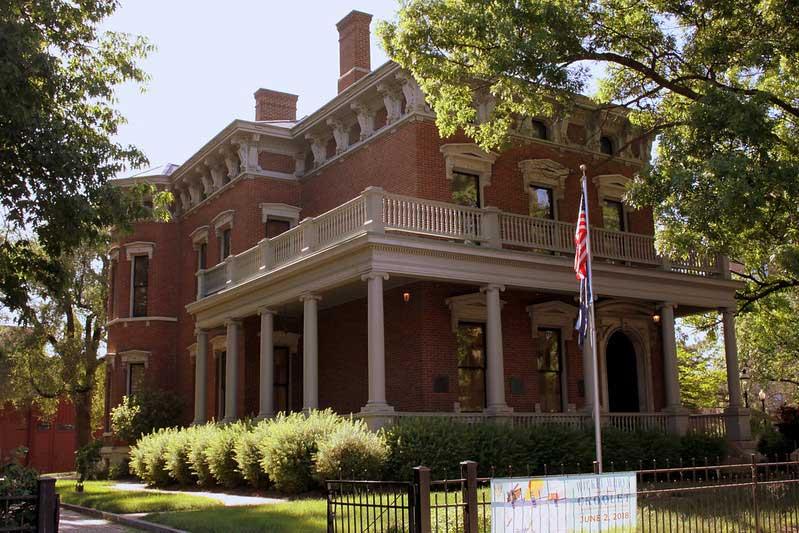 Benjamin Harrison Presidential Museum