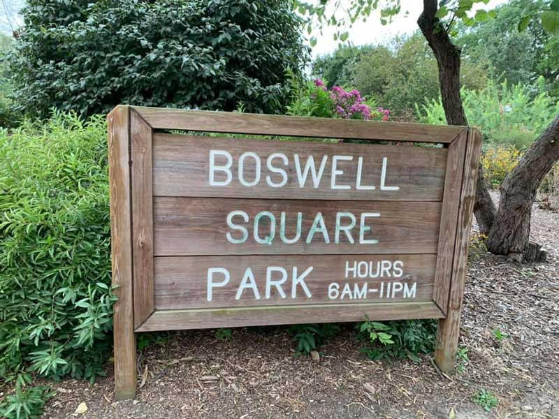 Boswell Square Park