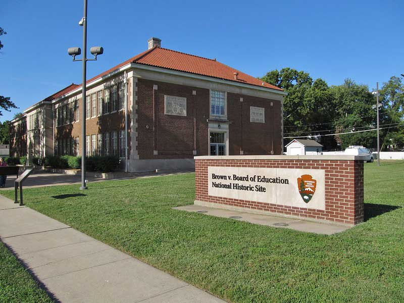 Brown Vs. Board Of Education National Historic Site