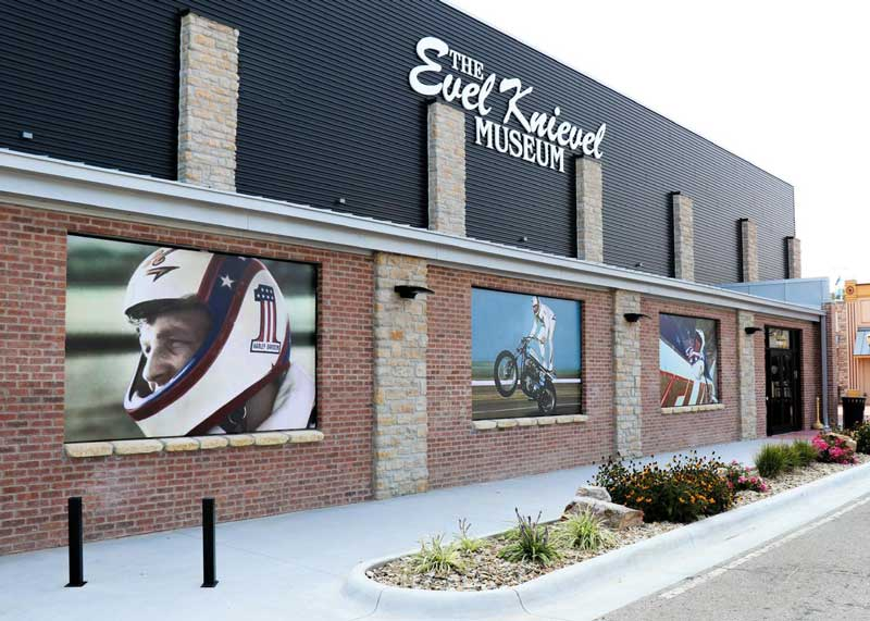 The Evel Knievel Museum