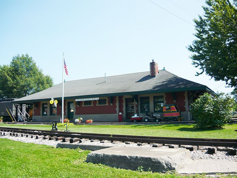 Lake Shore Railway Museum