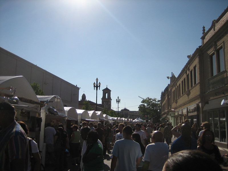 Plaza Art Fair