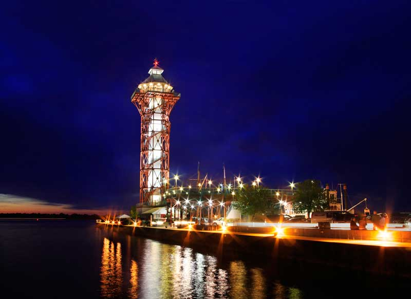 Port Erie Bicentennial Tower