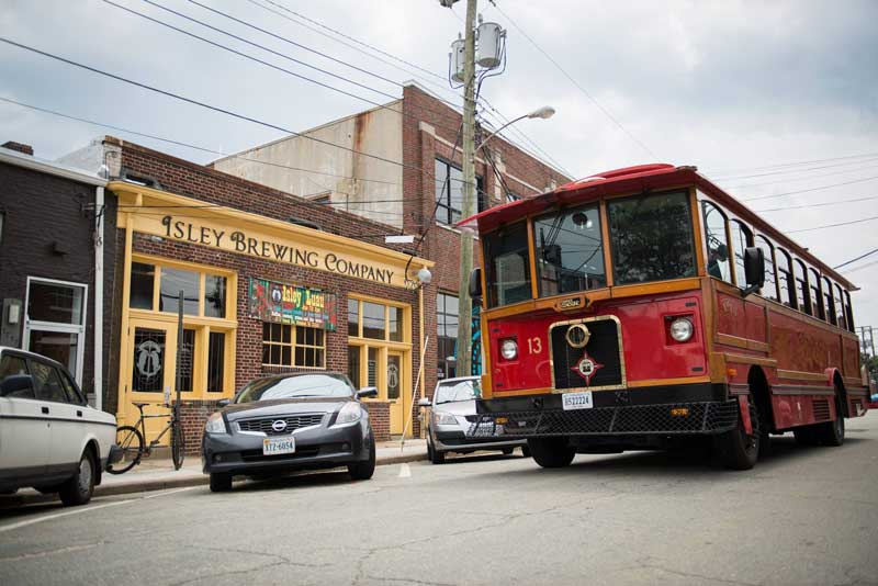RVA Trolley