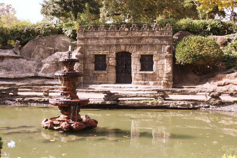 The Crystal Shrine Grotto
