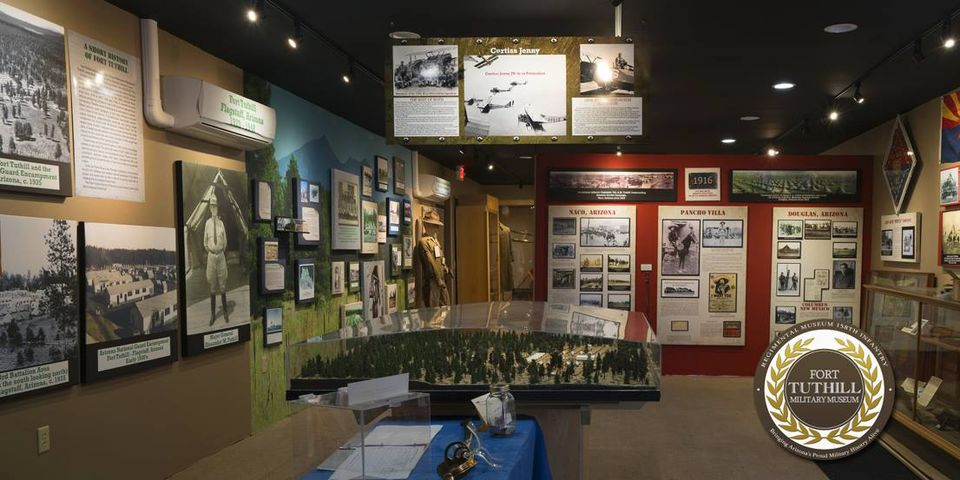Fort Tuthill Military History Museum