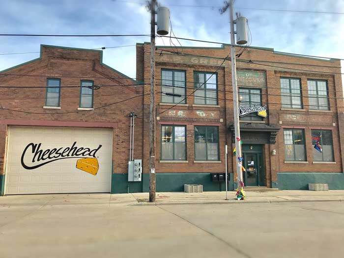 Original Cheesehead Factory & Retail Store of Foamation, Inc.
