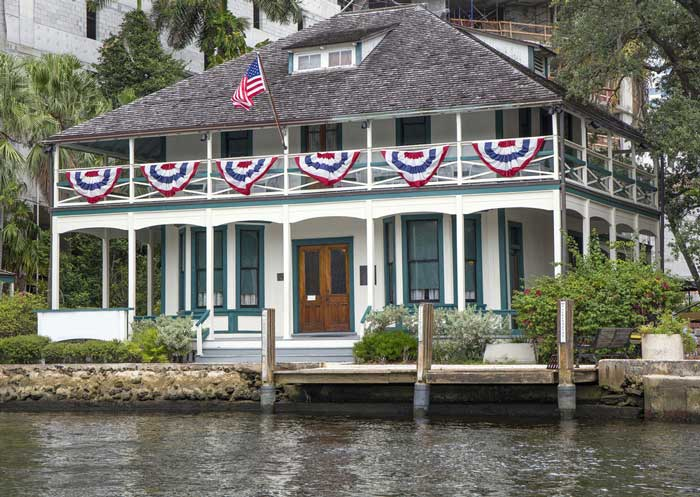The Stranahan House Museum